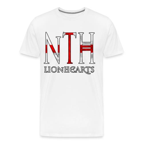 Nth Lionhearts - Men's Premium T-Shirt