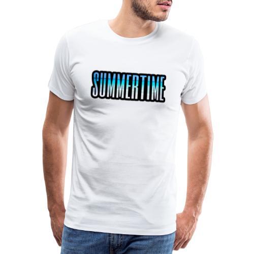 summer time - Männer Premium T-Shirt