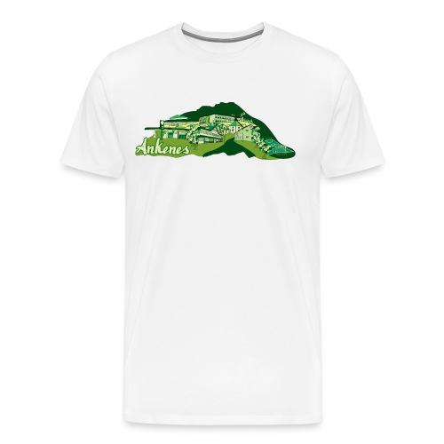 Ankenes - Premium T-skjorte for menn