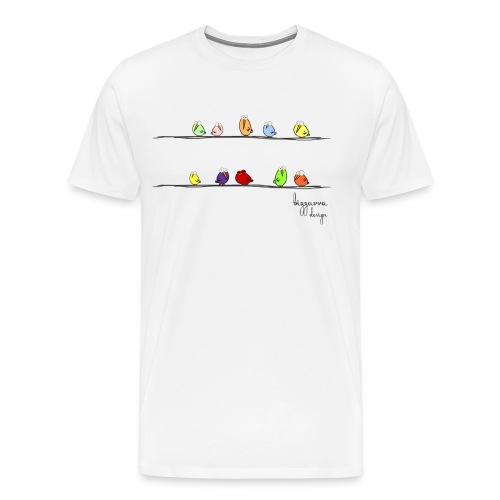 bizzarradesigng - Maglietta Premium da uomo
