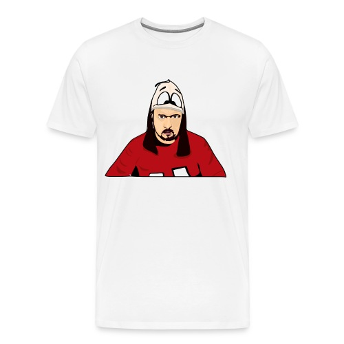 Bordeman - Camiseta premium hombre
