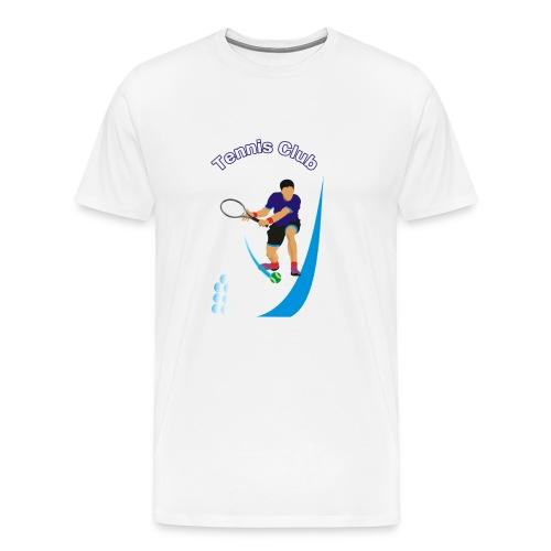 Tennis Club - T-shirt Premium Homme