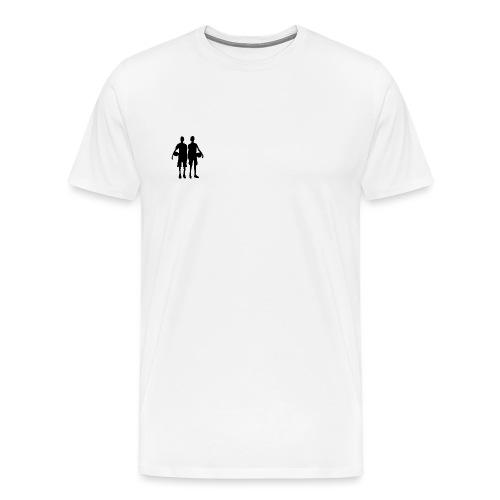 2Dudes - Men's Premium T-Shirt