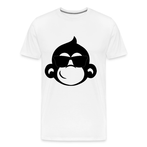 Singe cool - T-shirt Premium Homme