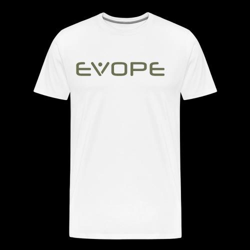 Evope (olive) - Männer Premium T-Shirt
