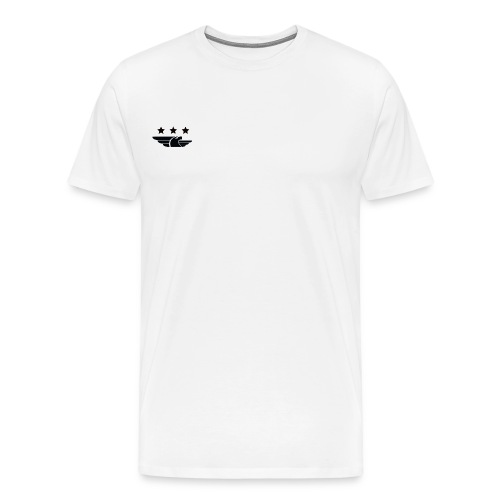 GILLIEN SPORTSWEAR - Premium T-skjorte for menn