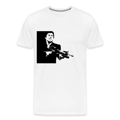 Scarface - T-shirt Premium Homme