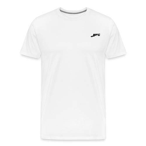 NFG - No Fuc*s Given - Premium-T-shirt herr