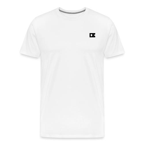 DM-Bart - Mannen Premium T-shirt