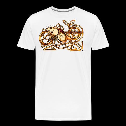 Celtic Rat - Men's Premium T-Shirt