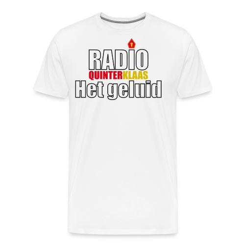 Radio Quinterklaas - Mannen Premium T-shirt