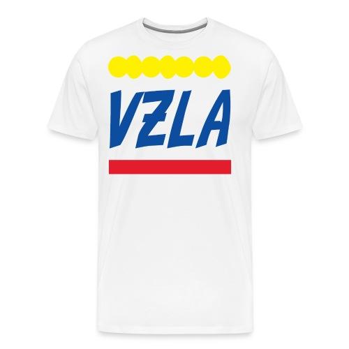 vzla 01 - Camiseta premium hombre
