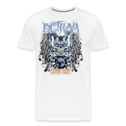 Mr Crue Betray png - Premium-T-shirt herr