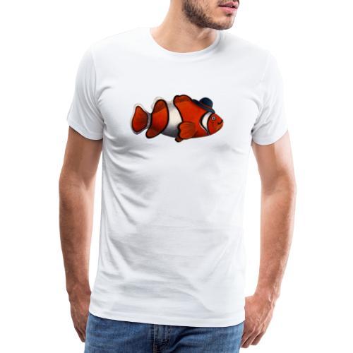 Il Sig.Pesce - Maglietta Premium da uomo