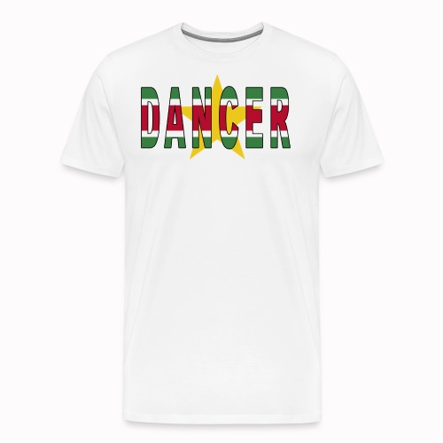 SURINAMESE DANCER - Men's Premium T-Shirt