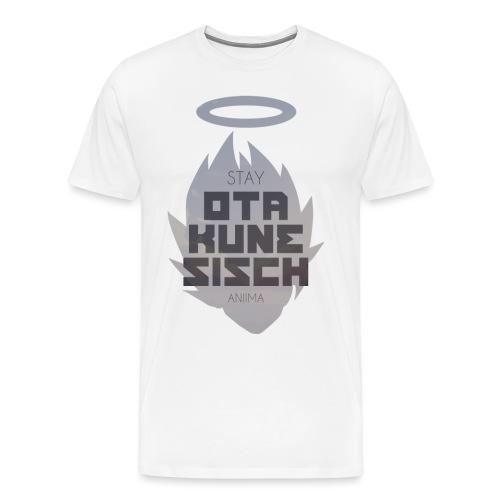 Stay OTAKUNESISCH - Männer Premium T-Shirt