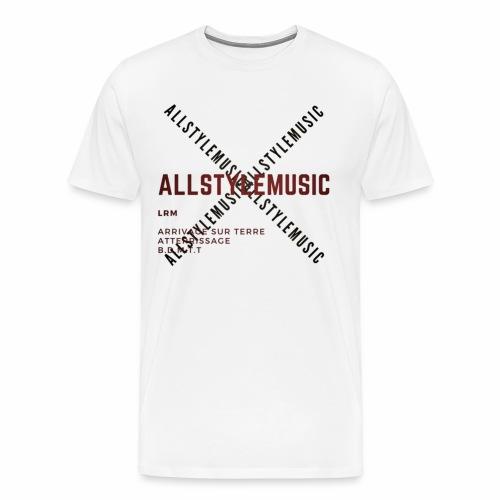 ALLSTYLEDESIGN - T-shirt Premium Homme