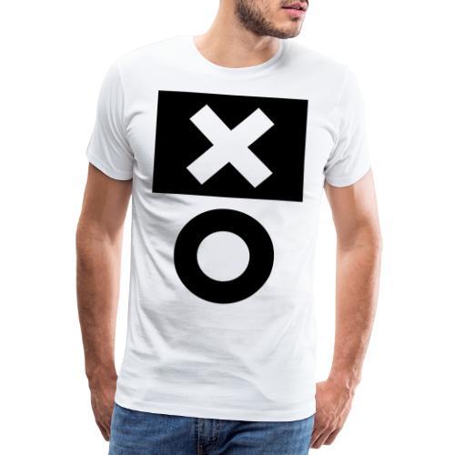 XO White - Männer Premium T-Shirt