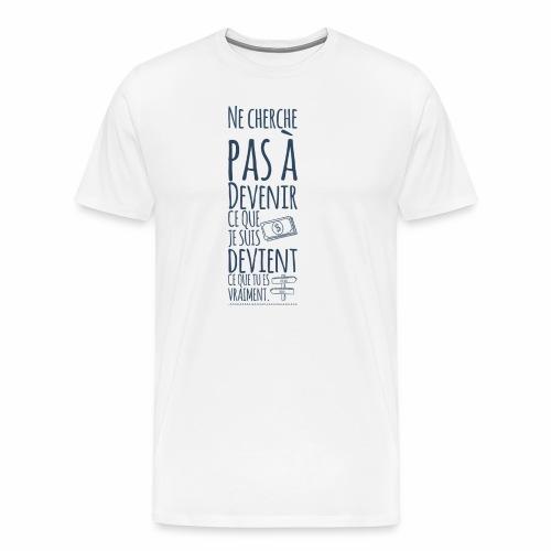 Punchline - T-shirt Premium Homme