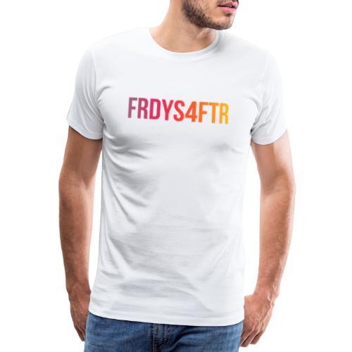 FRDYS4FTR - Fridays For Future - Cooles Statement - Männer Premium T-Shirt
