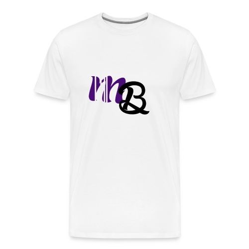 Youtube Merchandise Miranda Bos_YT - Men's Premium T-Shirt
