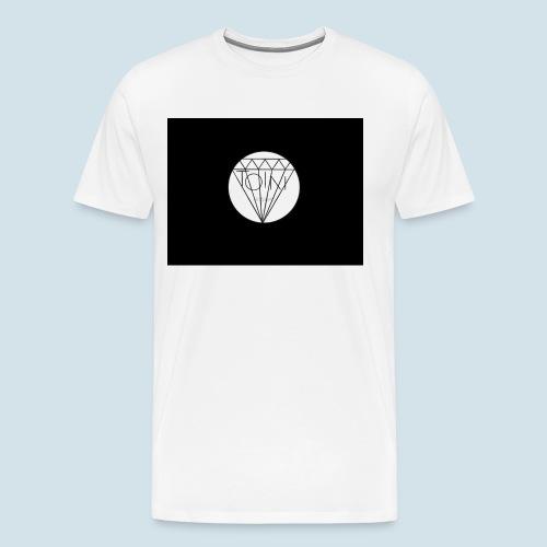 Toin clothing logo - Mannen Premium T-shirt