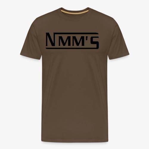logo black - Camiseta premium hombre