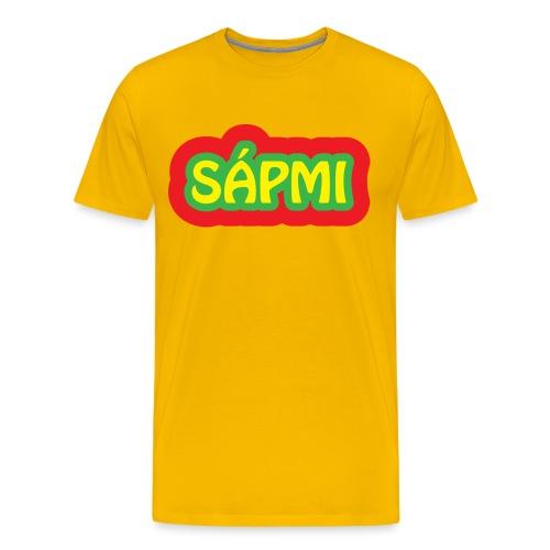 Sápmi - Premium T-skjorte for menn