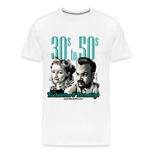 camseta color png - Männer Premium T-Shirt