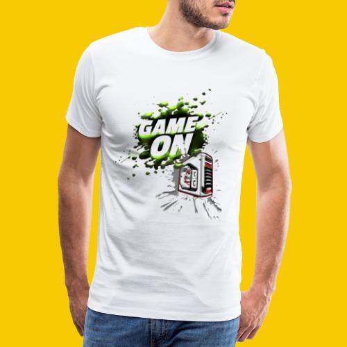 GAMEONE - T-shirt Premium Homme