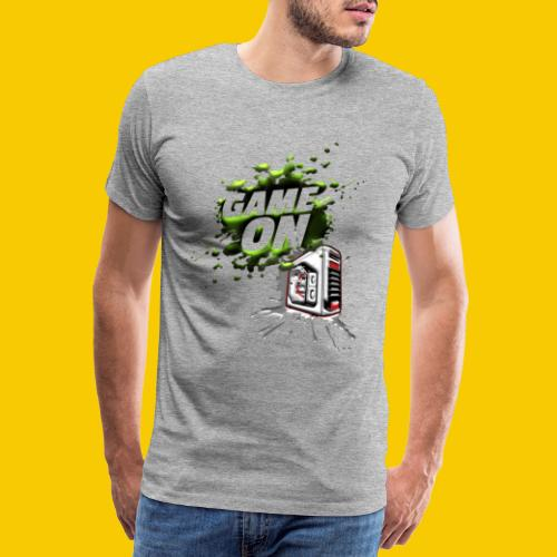 GAMEONE - T-shirt Premium Homme