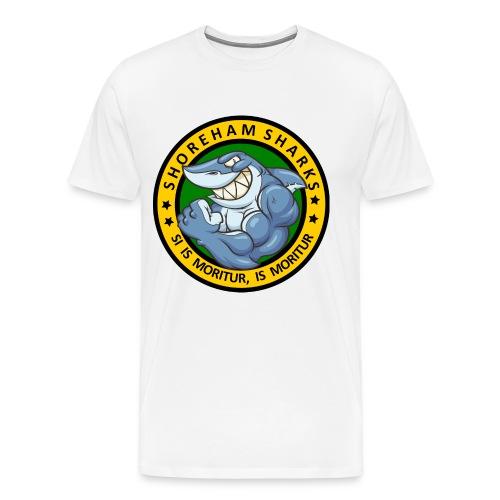 Shoreham Sharks - Men's Premium T-Shirt