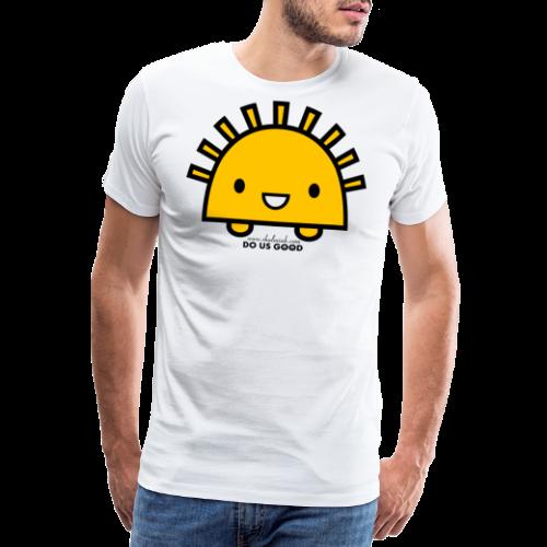 SUNNY - Miesten premium t-paita