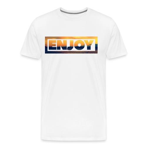 ENJOY | Gschmeidig - Männer Premium T-Shirt