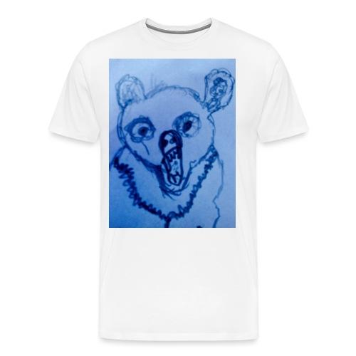 W.A.R.T CLOTHING - Miesten premium t-paita