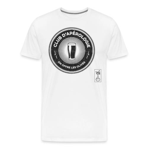 logo yolocollectif 3 - T-shirt Premium Homme