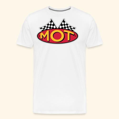 Mean OldTimers Logo T - Men's Premium T-Shirt