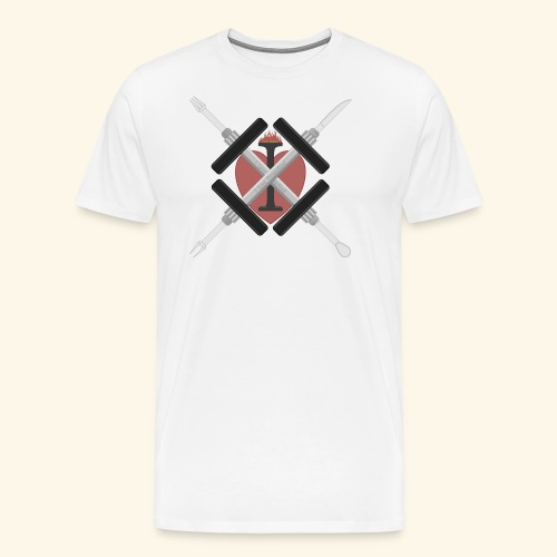 I Love Fitnessfood - Männer Premium T-Shirt