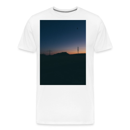 SolitudeOne - Men's Premium T-Shirt
