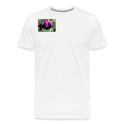 ENJOY EVERYDAY CAMO LIMITED EDITION! - Men's Premium T-Shirt