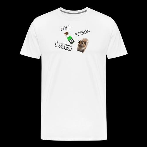 Squirrels - Men's Premium T-Shirt