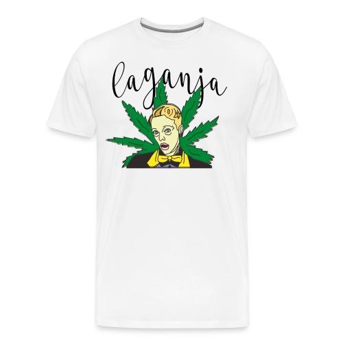 Laganja Estranja - Men's Premium T-Shirt