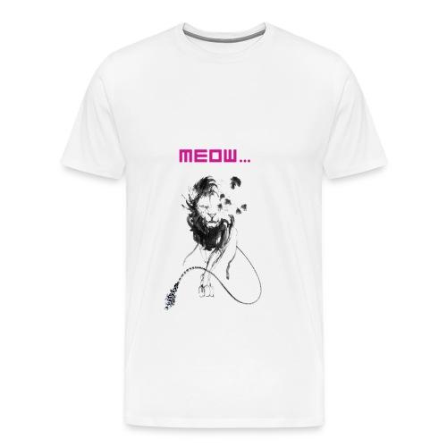 Der Berliner Löwe - Männer Premium T-Shirt