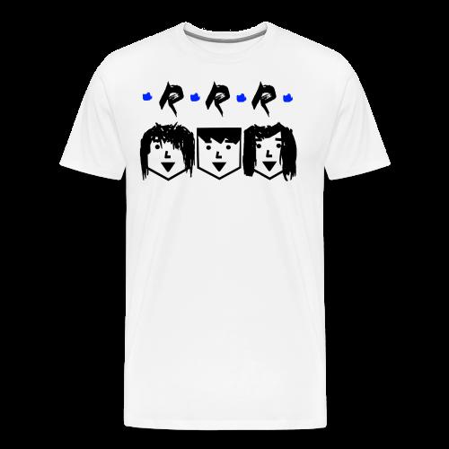 RRR - Heads - Männer Premium T-Shirt