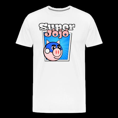 Super Jojo Game Icon - Men's Premium T-Shirt