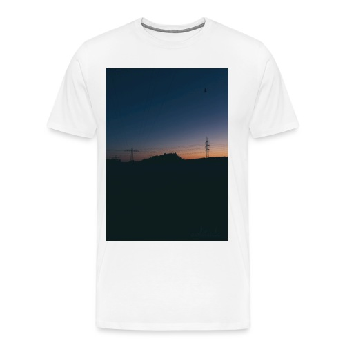 SolitudeOne - Men's Premium T-Shirt