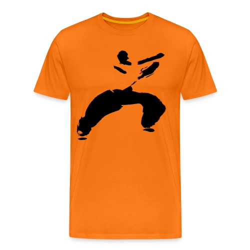 kung fu - Men's Premium T-Shirt