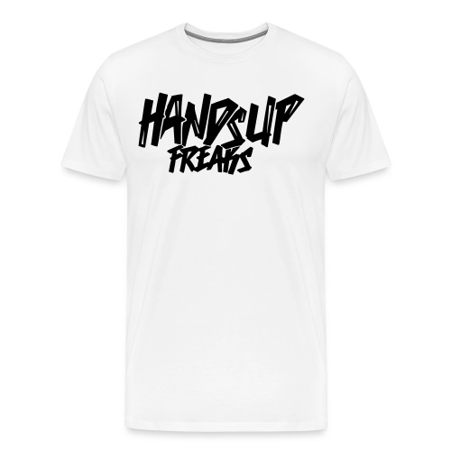 Hands Up Freaks - Männer Premium T-Shirt