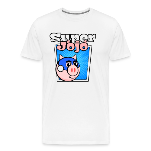 Super Jojo Game Icon - Men's Premium T-Shirt