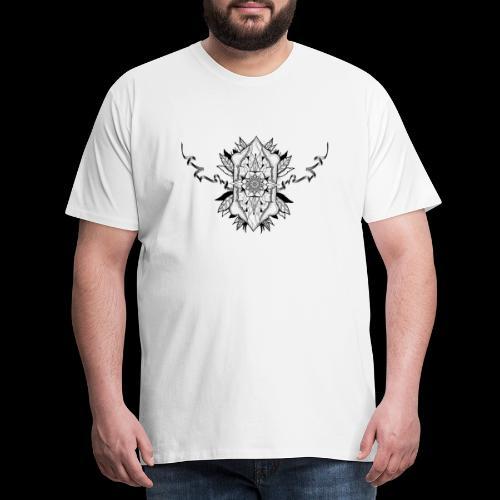 Beflügelt - Männer Premium T-Shirt